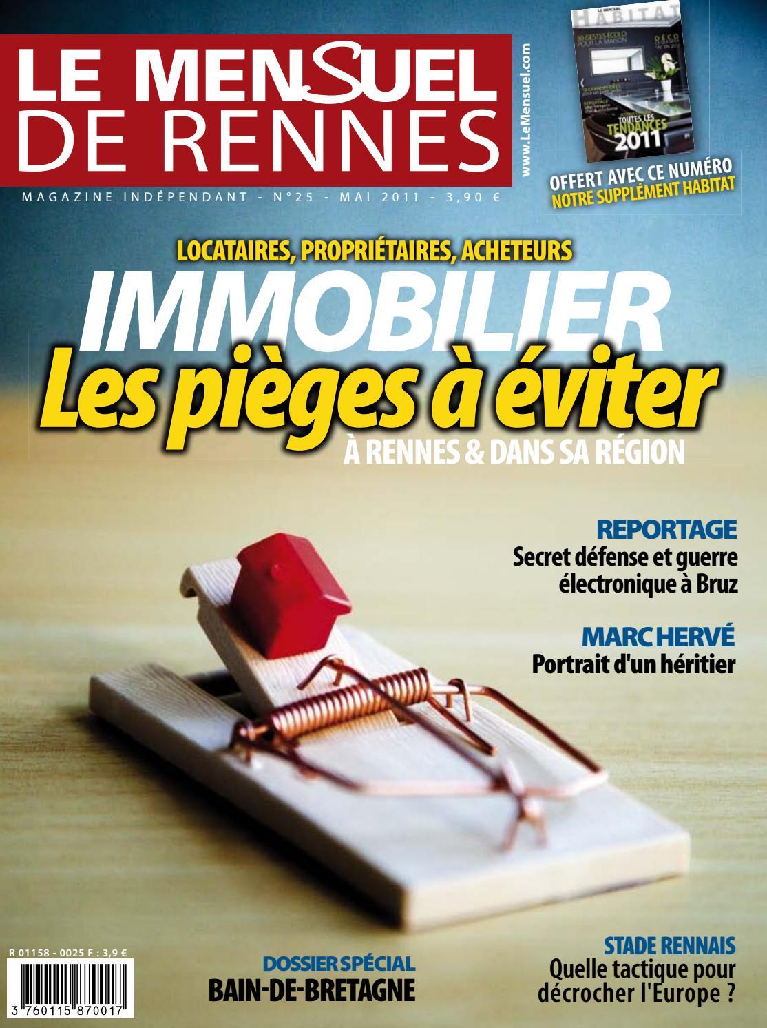le mensuel de rennes (36) by mensuel de rennes - issuu