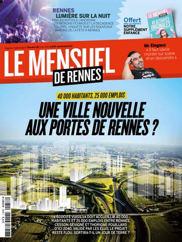 le mensuel de rennes (19) by mensuel de rennes - issuu