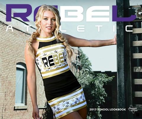 2c15bd899f 2017 School Lookbook by Rebel Athletic - issuu