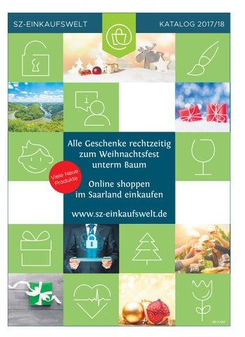 Sz Einkaufswelt 06 11 2017 By Saarbrücker Verlagsservice Gmbh Issuu