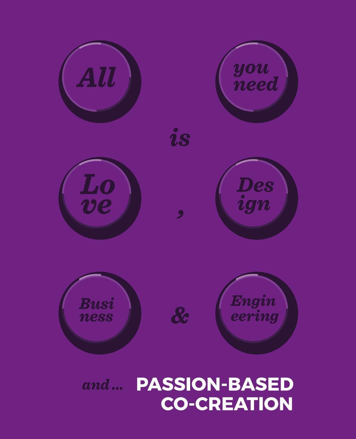Passion-based co-creation by Aalto Design Factory - issuu