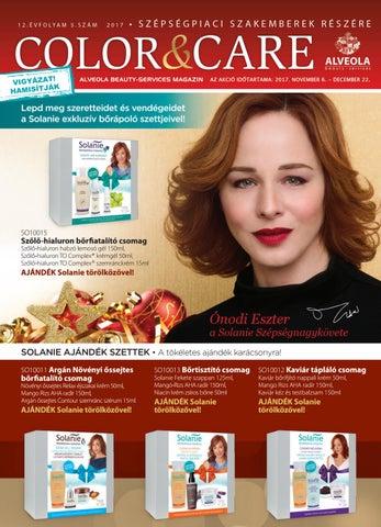 Color   Care magazin 2017 5 by Alveola Kft - issuu 059efaa3f2
