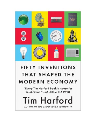 Also by Tim Harford The Undercover Economist The Logic of Life: The  Rational Economics of an Irrational World Dear Undercover Economist Adapt:  Why Success ...