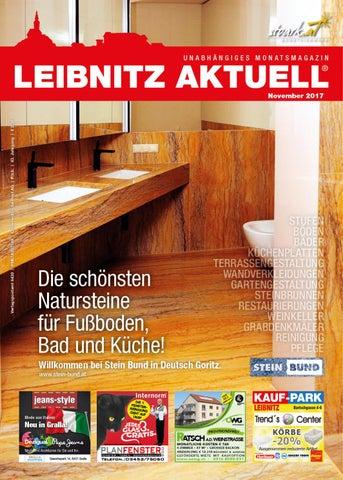 November 2017 LEIBNITZ AKTUELL by Leibnitz Aktuell - issuu