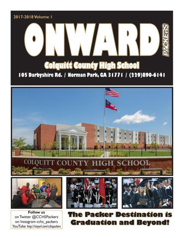 2017 2018 student handbook by cchs graphic arts issuu page 1 fandeluxe Image collections