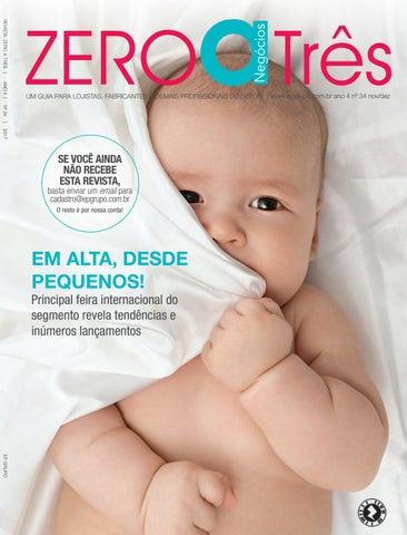 bd26ca455 Revista Negócios de Zero a Três  34 by EP Grupo – Agência de ...