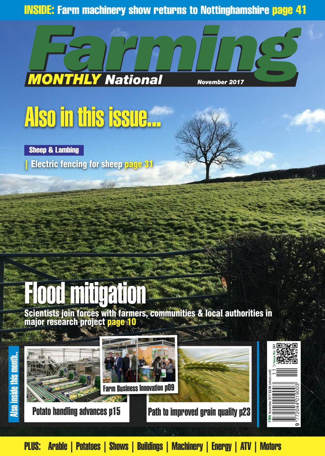 6f283cc9f4 November 2017 Farming Monthly National by Farming Monthly Ltd - issuu