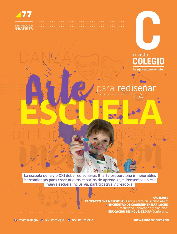 Revista COLEGIO Edición #77 by RIMA Comunicación Institucional - issuu
