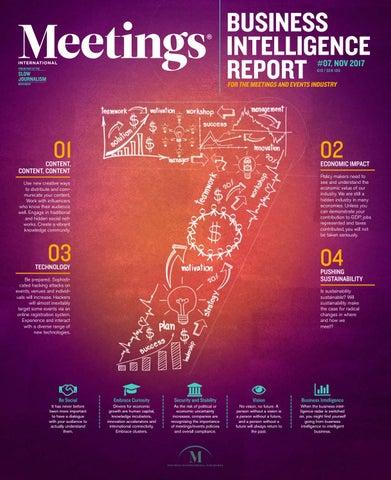 Meetings International | Business Intelligence Report #07