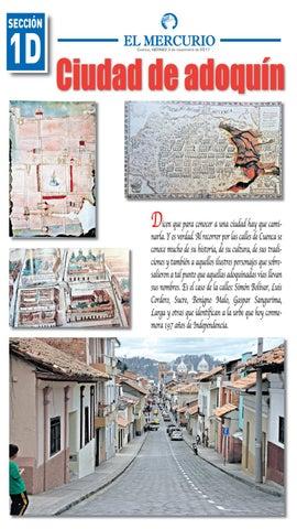 Suplemento 03-11-2017 by Diario El Mercurio Cuenca - issuu 88a041b3e8b