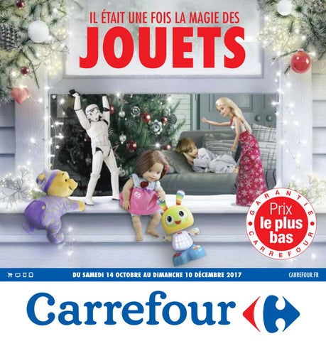 7f54655c0b9f5 Catalogue jouets Noël 2018 - Carrefour by Yvernault - issuu