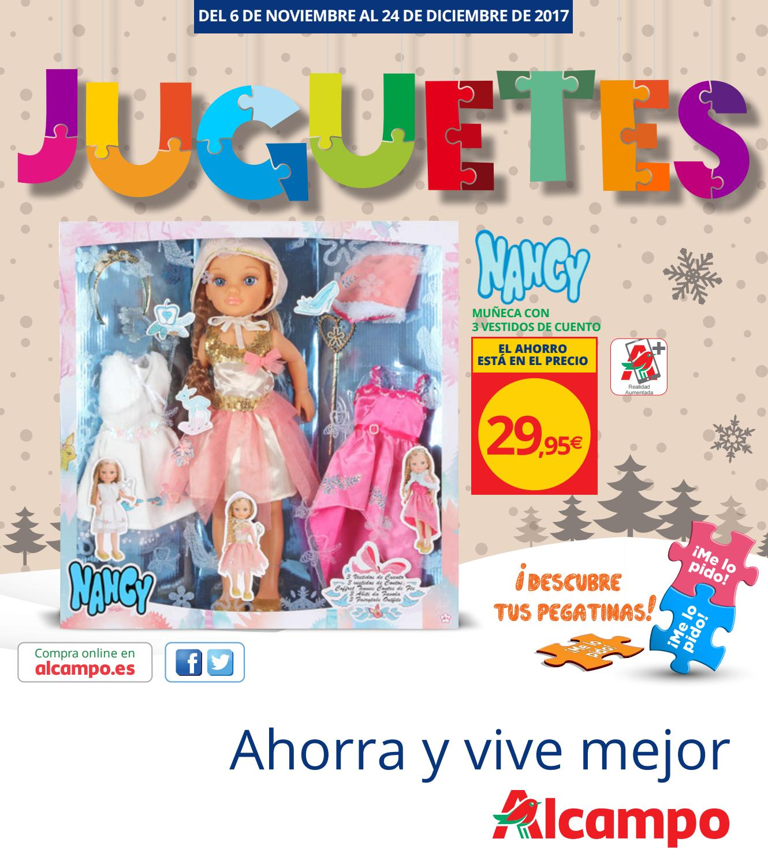 Issuu Alcampo Supermercados Juguetes By Ofertas jMpLGSzVqU