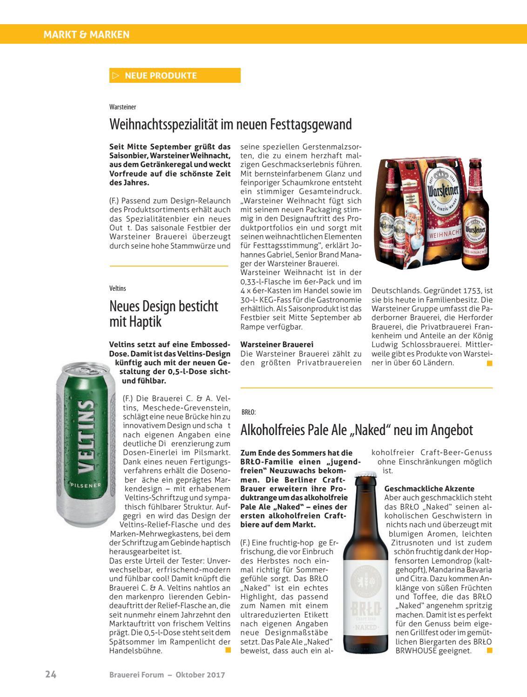 Brauerei Forum 102017 By Vlb Berlin Issuu