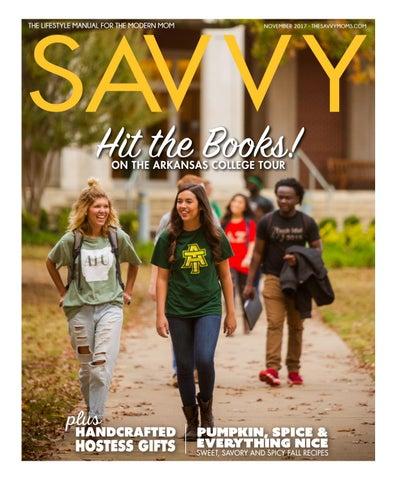 SAVVY | November 2017 by Arkansas Times - issuu