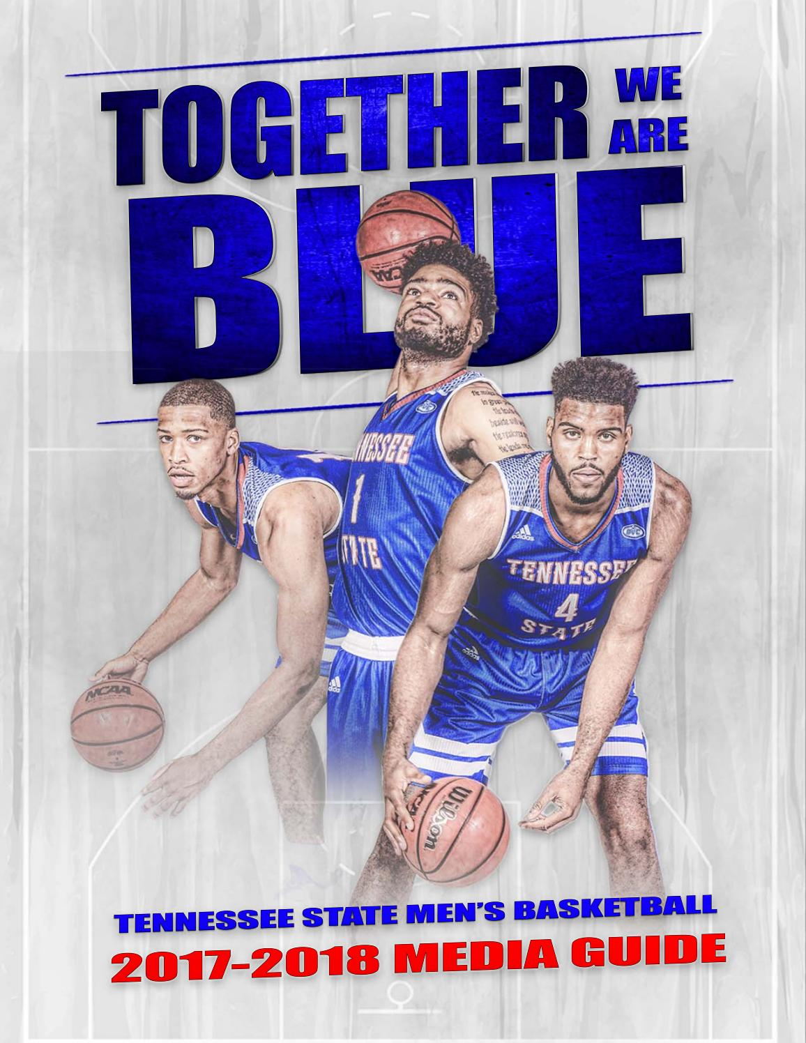 2017-18 Tennessee State Men's Basketball Media Guide by ...