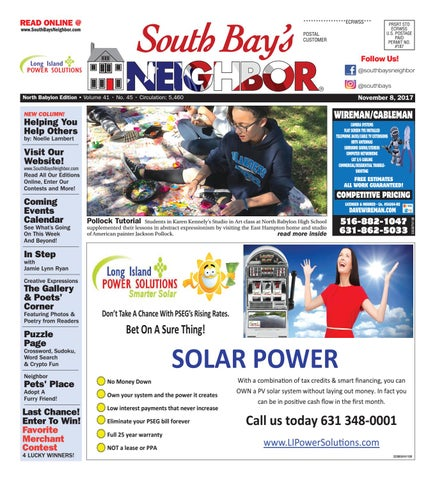 November 8th 2017 north babylon by south bays neighbor newspapers read online fandeluxe Choice Image