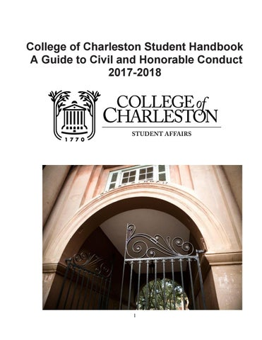 coursework elsewhere cofc