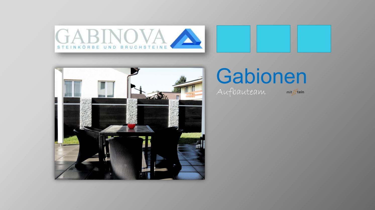 Gabionen Aufbauteam Von Gabinova By Gabinova Gmbh Issuu