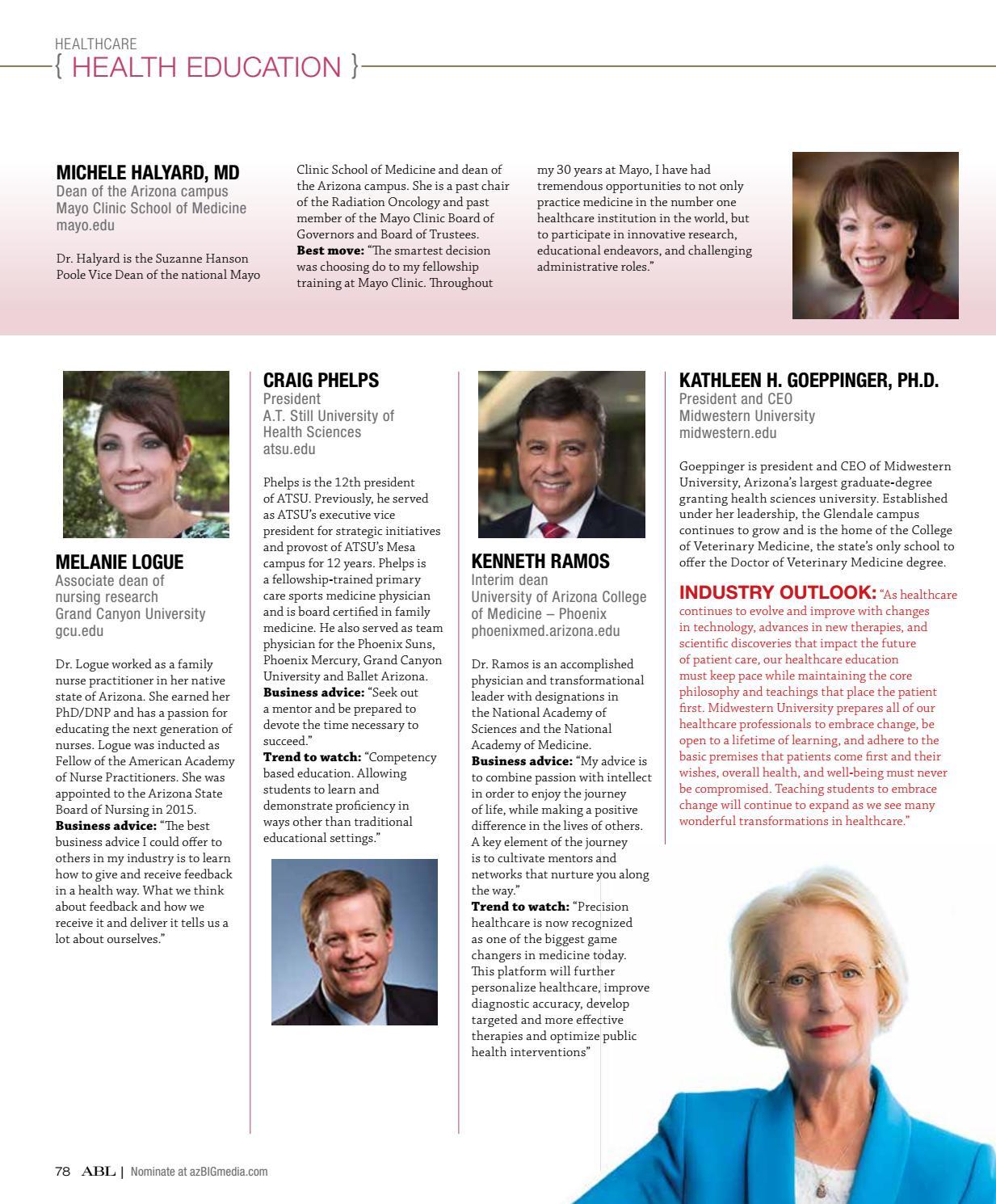 AzBusiness Leaders 2018 by AZ Big Media - issuu