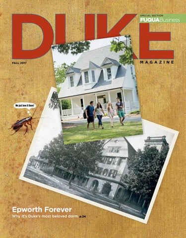 Fall 2017 with Fuqua Insert by DukeMagazine - issuu  Fuqua Manufactured Home Floor Plans on