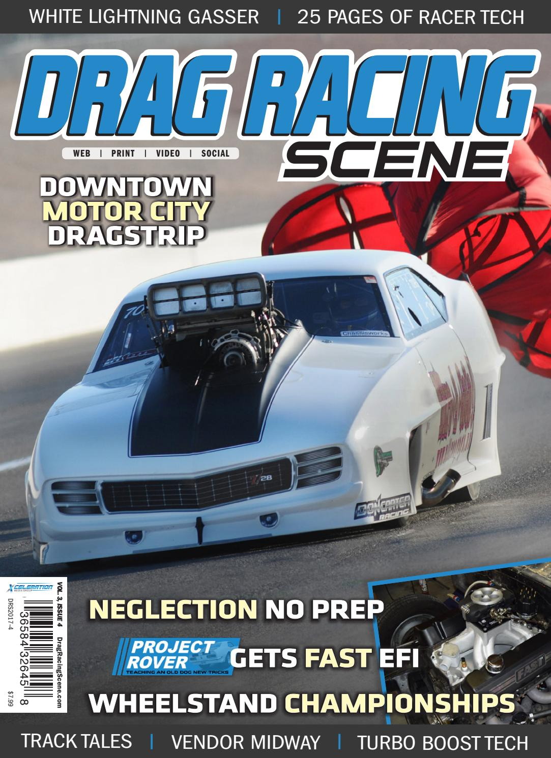 Drag Racing Scene Winter 2017 by Xceleration Media - issuu