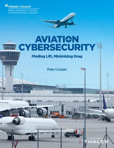 615c458d3fa Aviation Cybersecurity by Atlantic Council - issuu