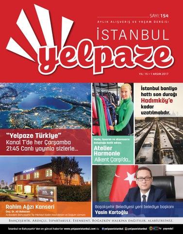 e7753748dbc53 Yelpaze İstanbul 154.Sayısı (Online) sizlerle... Paylaşın herkes ...