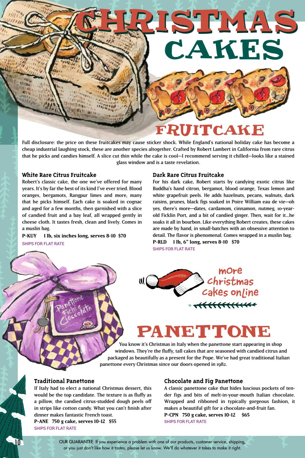 Zingerman\'s Really Not Too Late Holiday Catalog 2017 by Zingerman\'s ...