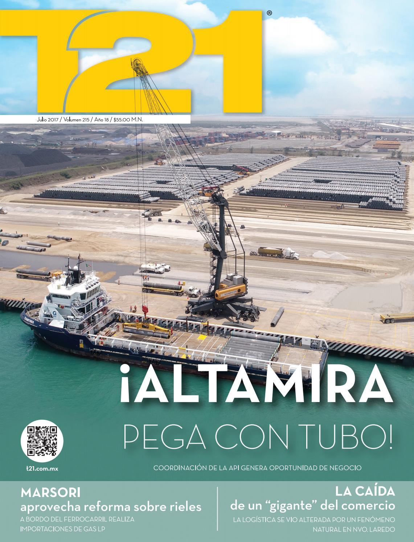 Revista T21 Julio 2017 by Grupo T21 - issuu