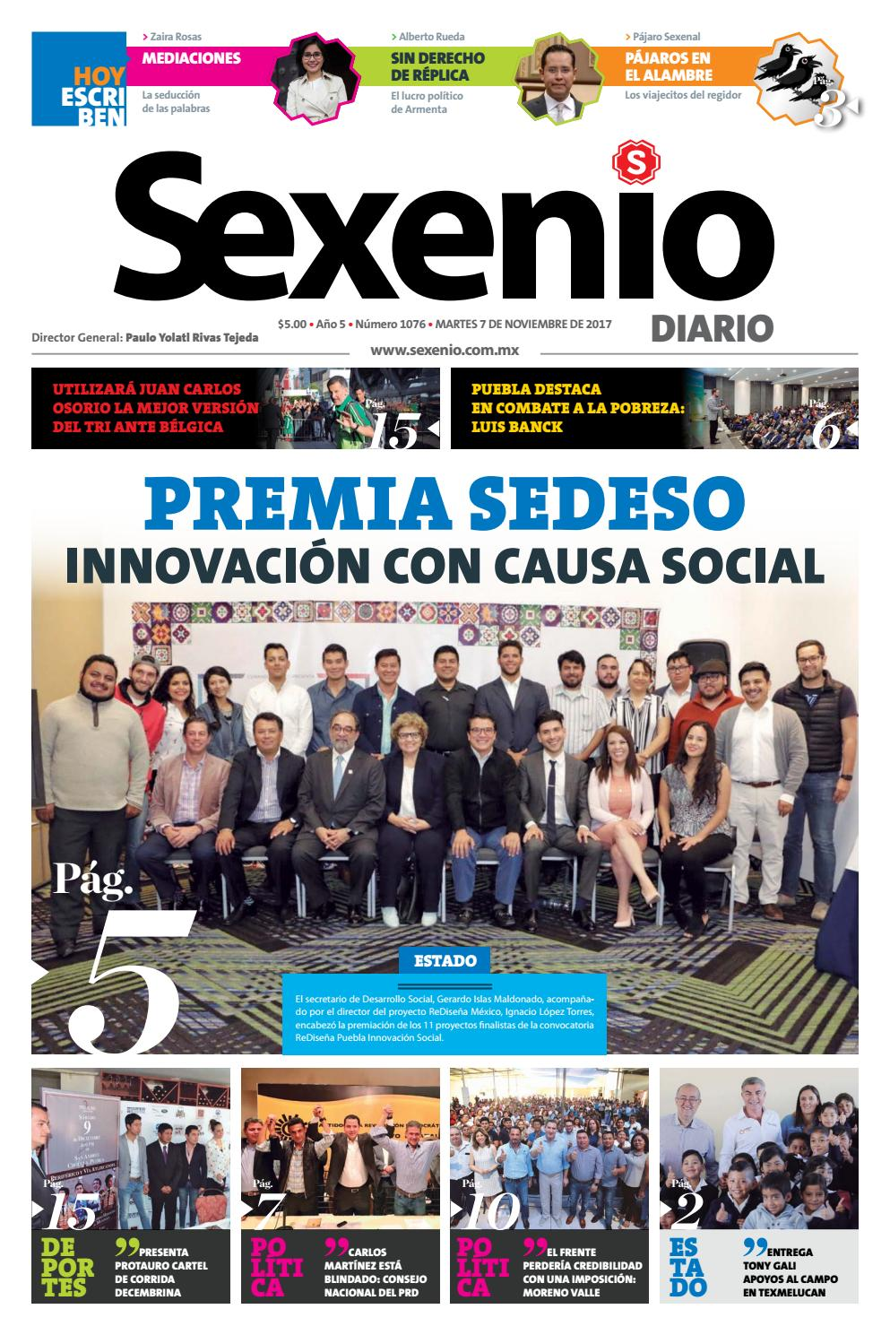 1076 by Sexenio - issuu