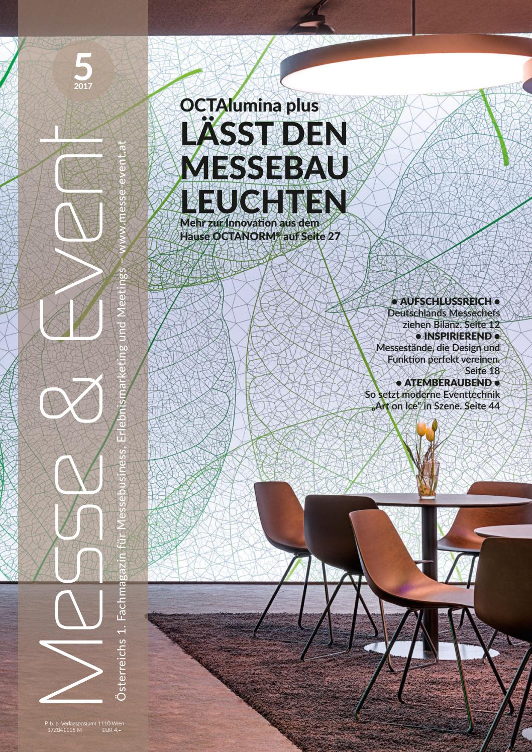 Messe & Event 5/2017 by Messe & Event Magazin - issuu