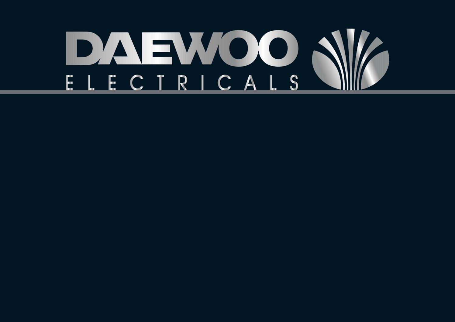 SDA1175 DAEWOO 1.5L /&  Stainless Steel Digital Slow Cooker