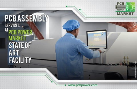 Pcb assembly process flow pcbpowermarket by pcbpower - issuu