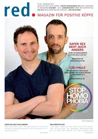 Schwulos-Sex hinter der Bühne