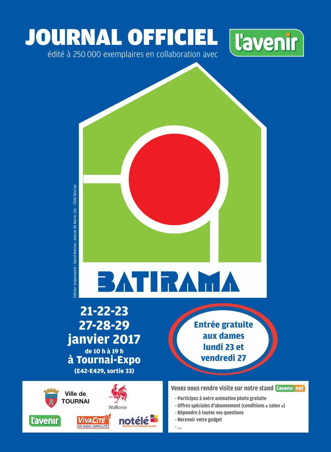 Batirama2017 by lavenir.net - issuu