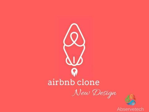 Abservetech introduce airbnb 2 new look clone script 94de2424452
