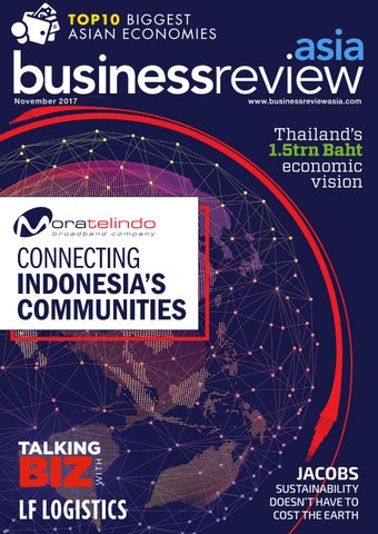Business Review Asia magazine - November 2017 by Business Review