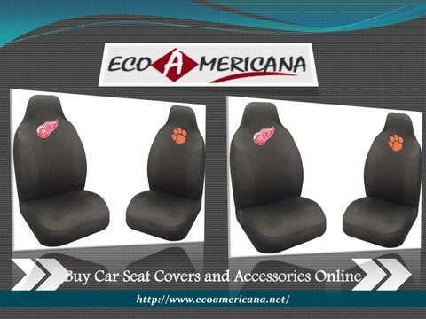 Buy Car Seat Covers And Accessories Online Ecoamericana