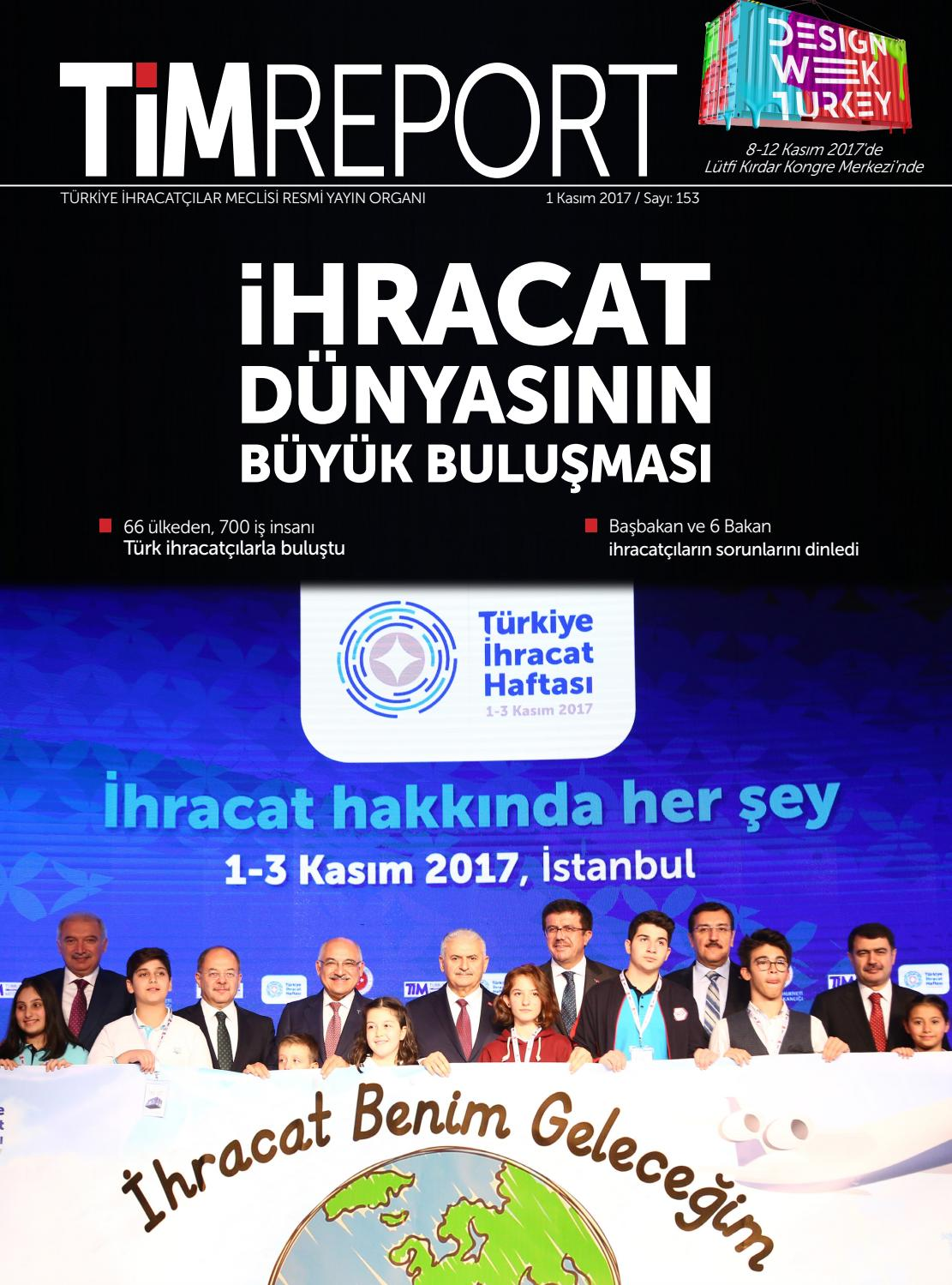 d539adeab6848 TİMREPORT 153 by Turkish Exporters Assembly - issuu