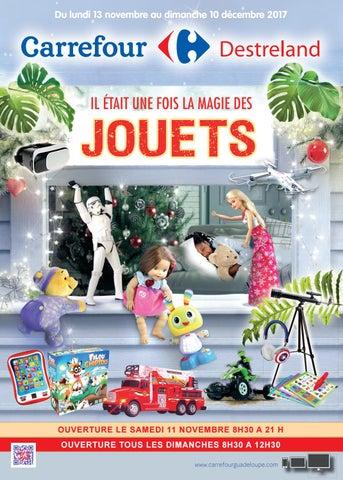 Carrefour Destreland Il Etait Une Fois La Magie Des Jouets