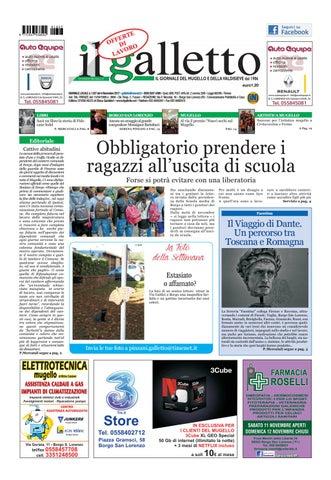 Galletto 1327 del 4 novembre by Il Galletto Giornale - issuu 8edbdbeda1140