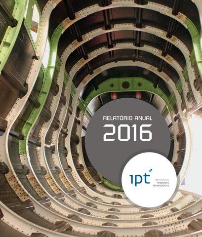 fe54603959 Relatório anual 2013 by IPT Instituto de Pesquisas Tecnológicas - issuu