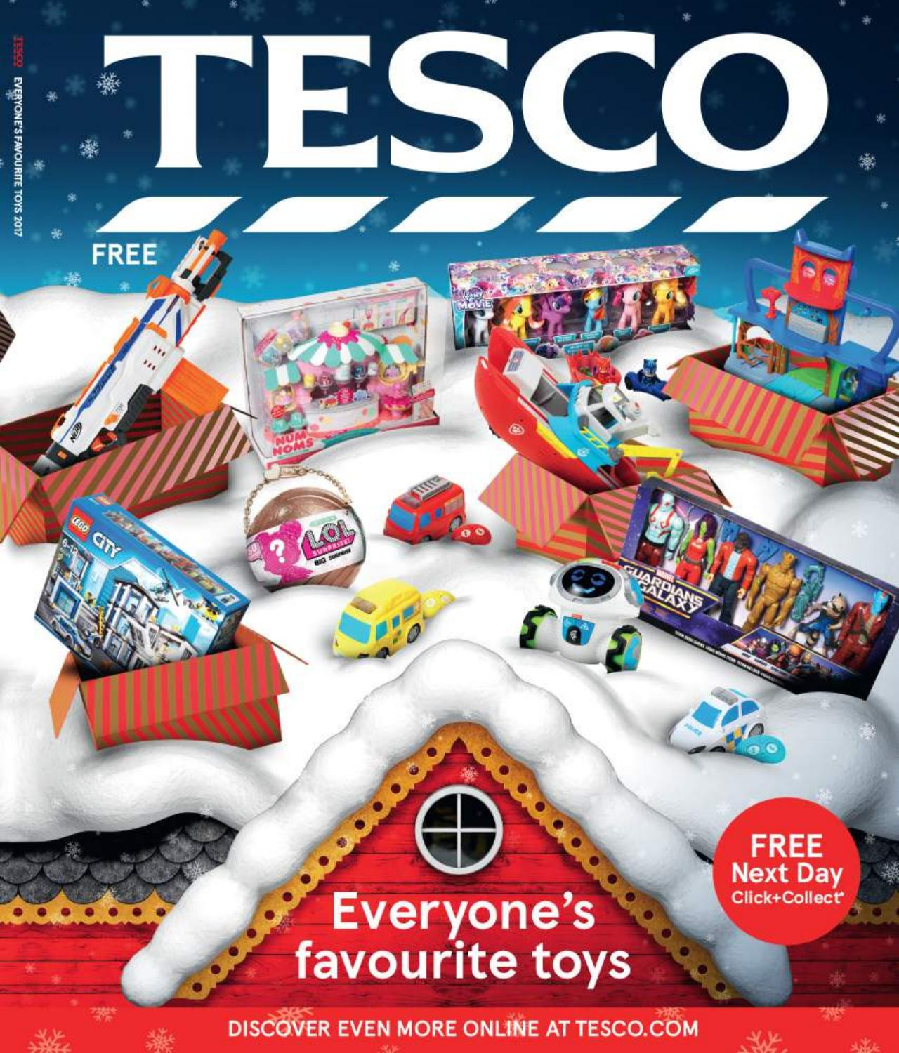 Toys Easter Magazine : Tesco toys brochure christmas by magazine issuu