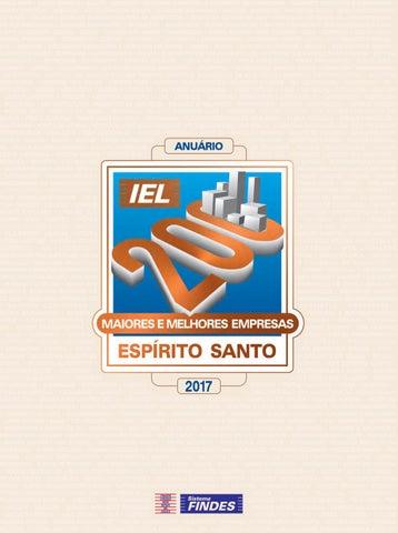 fe6c5eb18a3 200 Maiores e Melhores 2017 by Estagios IEL ES - issuu