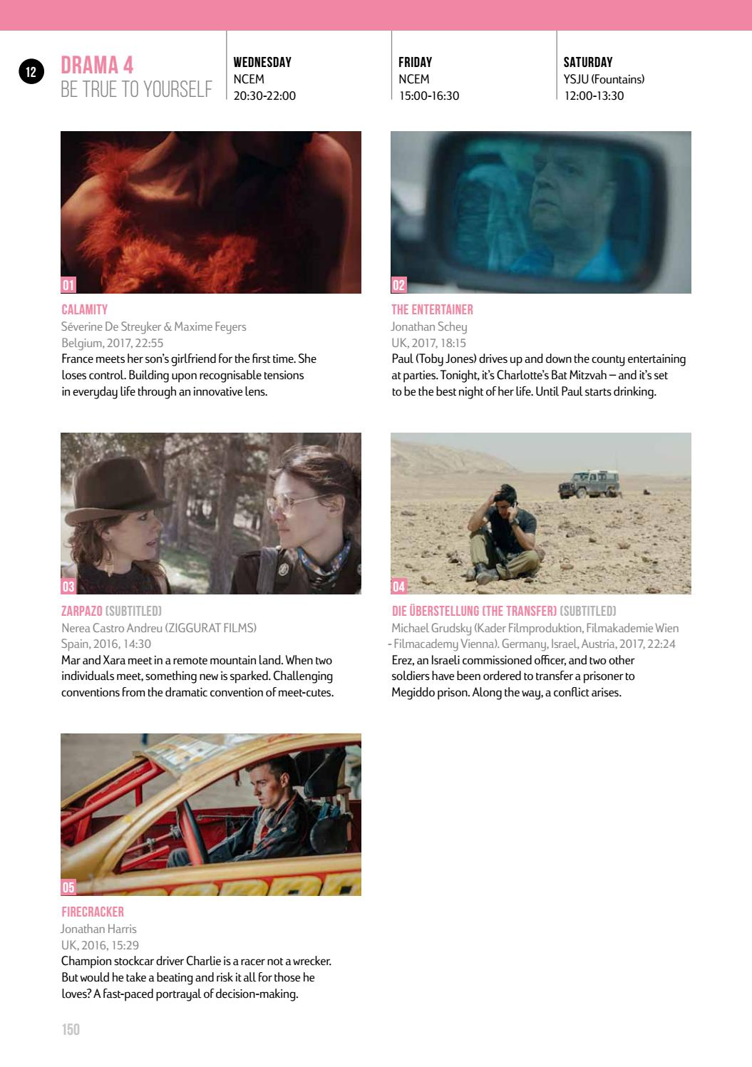 Aesthetica Short Film Festival 2017 – Official Programme by