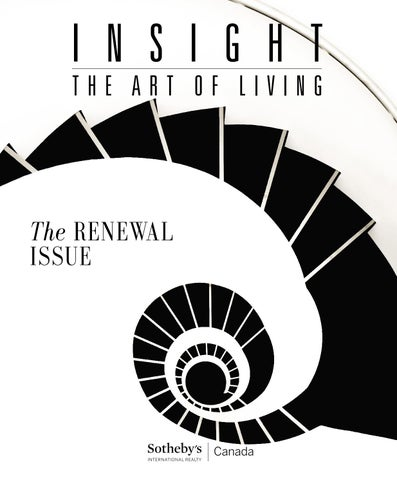 Insight The Art Of Living Winter 2017 By Sotheby S
