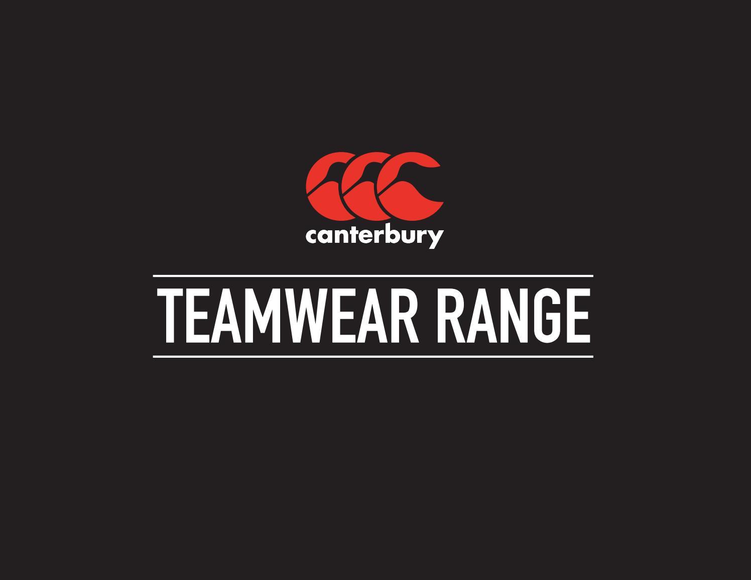 5db61f7201c Canterbury 2017 Core Teamwear Rugby by Campea - issuu