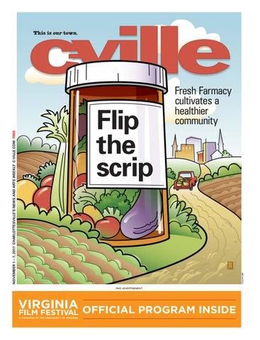 f9009973f November 1  Flip the scrip by C-VILLE Weekly - issuu