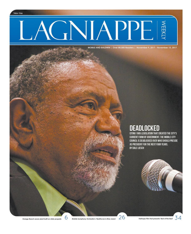 Lagniappe November 9 November 15