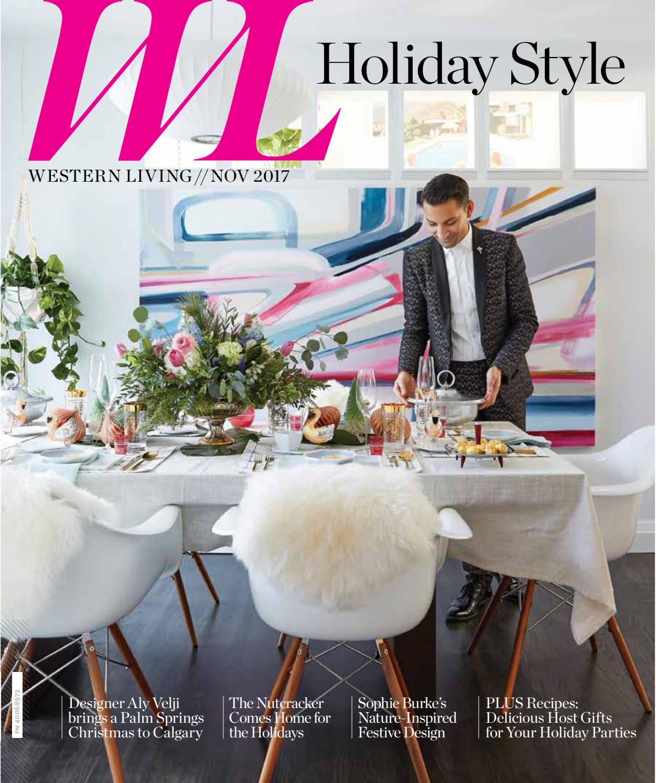 Western Living November2017 By Nexthome Issuu Hoc Store Titanium Cufflinks Set 09